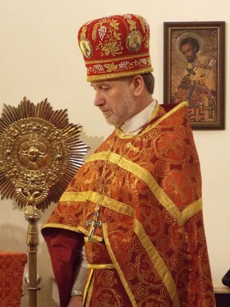 Mensagem do Vigário Diocesano | Missão Ortodoxa da Proteção da Mãe de Deus